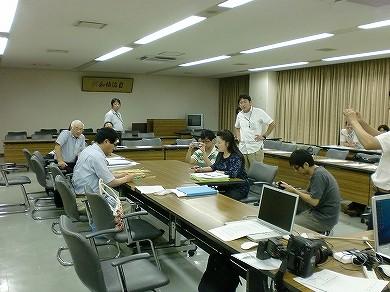 日田宝さがし 取材の練習