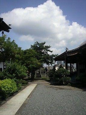 大分県日田市の天気 20110728