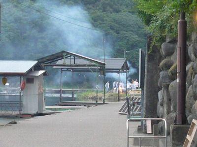 日田祇園パイパイ・古札焼納祭 2012 九州の大分県日田市