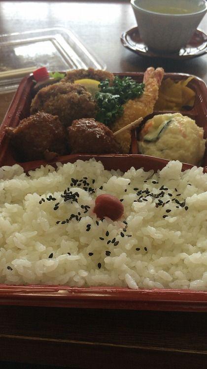 東華ファミリー 日田店 (とうかふぁみりー)のお弁当